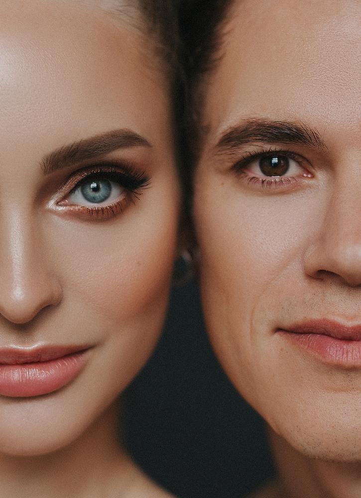 Юля и Антон